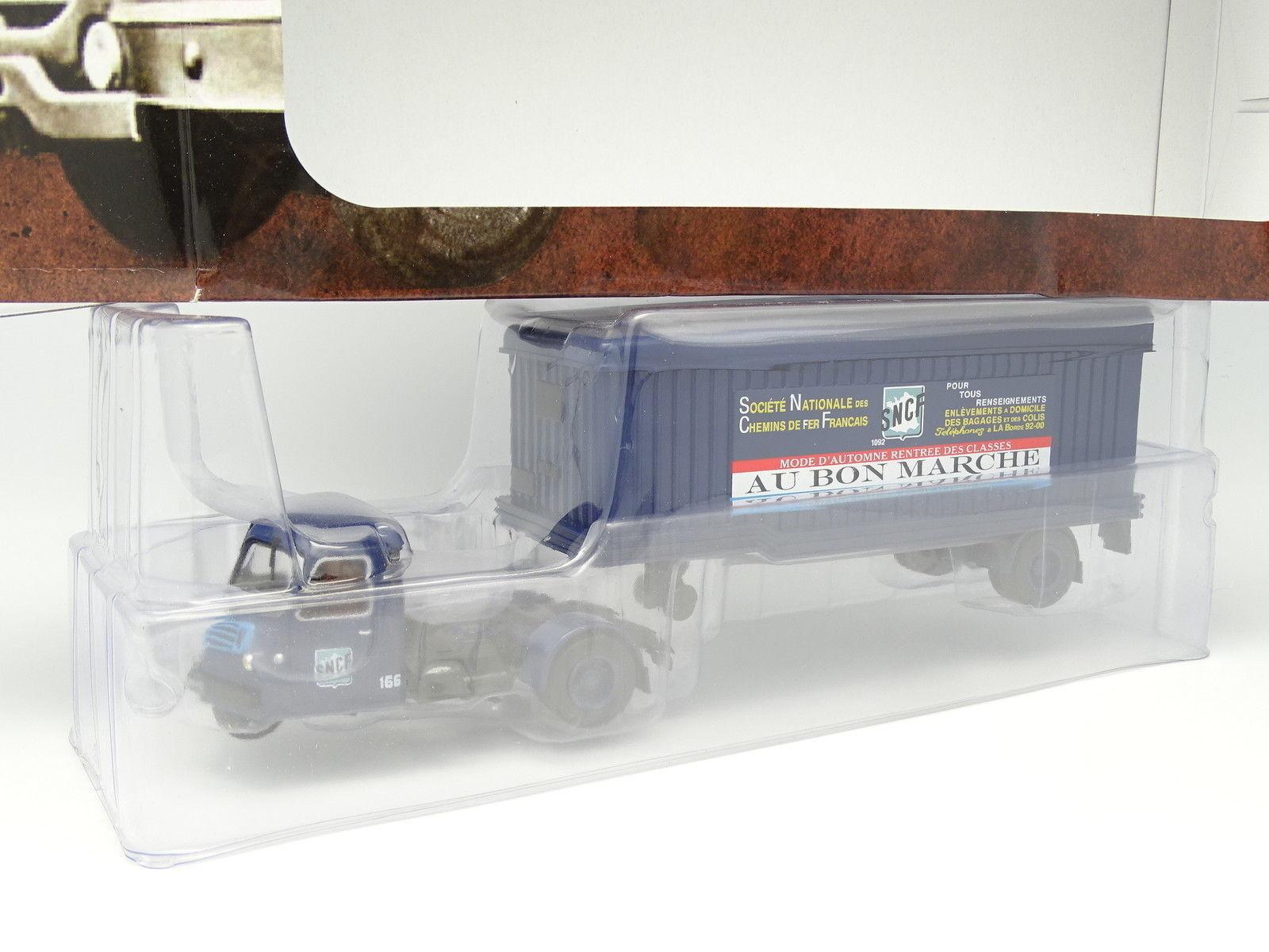 Ixo Lastwagen ehemalige 1 1 1 43 - far CM75 SNCF in der günstig 357eeb