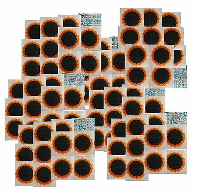 Rema Tip Top Puncture Repair Tube Patches For Cycle Bikes 12 x 30mm Diameter