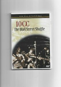 "10 CC - DVD CONCERTO ""THE WALL STREET SHUFFLE"", 17 brani  88 minuti, NUOVO SIGIL"