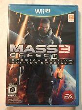 Mass Effect 3 -- Special Edition (Nintendo Wii U, 2012)