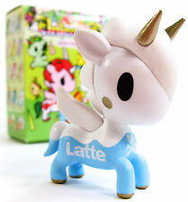 "Tokidoki Unicorno Series 4 CREMINO Latte 3"" Mini Vinyl Figure Opened Blind Box"