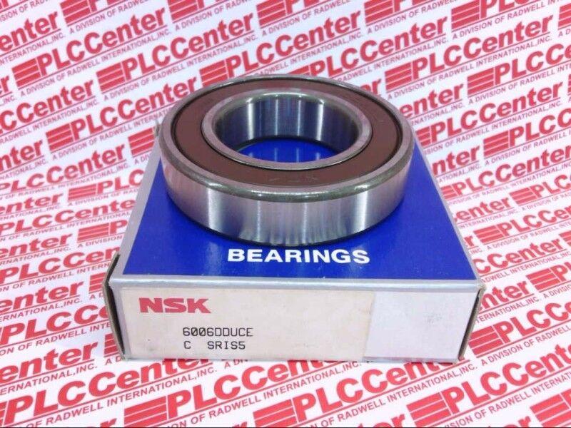 NSK 6006DDUCE-CSR1S5   6006DDUCECSR1S5 (BRAND NEW)