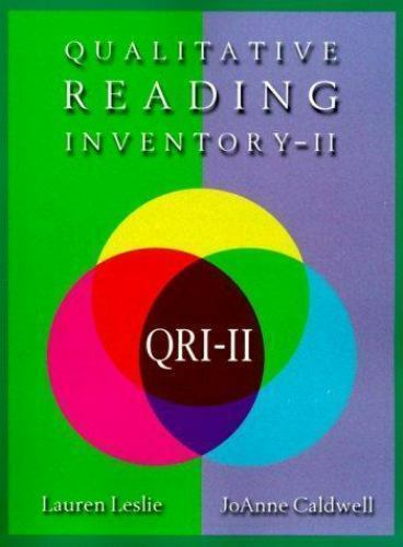 The Qualitative Reading Inventory (2nd Edition)-ExLibrary
