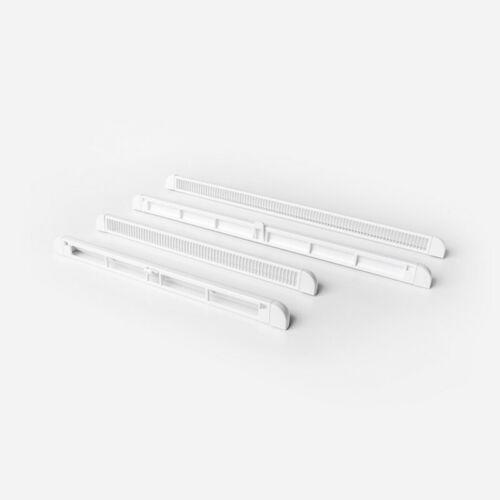 Reduces Condensation Premium Trickle Slot Vent for uPVC Double Glazing Window