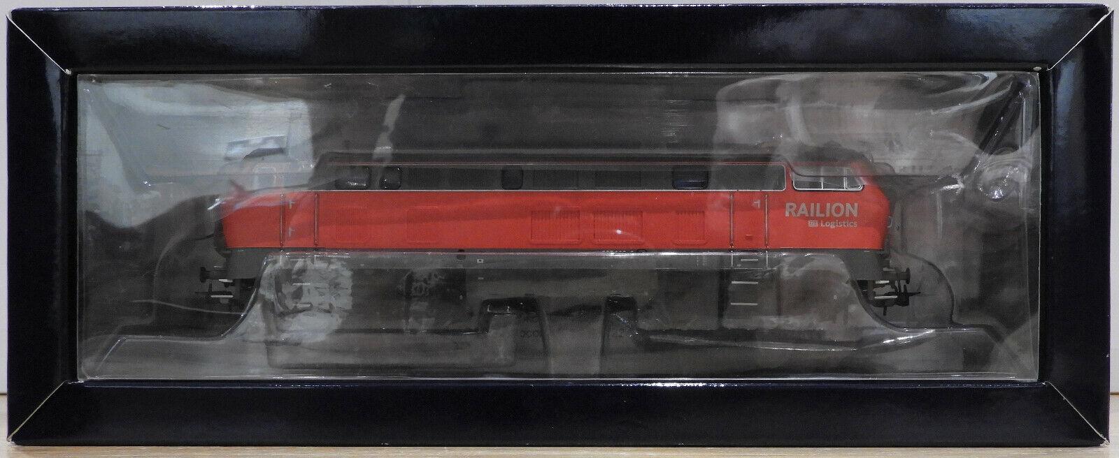 HO Gauge Liliput L132013 Diesel Locomotive Class 225 DB Logistics NIB