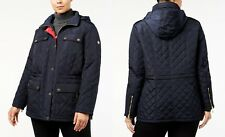 2f3e3a60516 item 3 Michael Michael Kors Plus Size Quilted Hooded Women s Jacket Navy 0X  MSRP  240 -Michael Michael Kors Plus Size Quilted Hooded Women s Jacket  Navy 0X ...