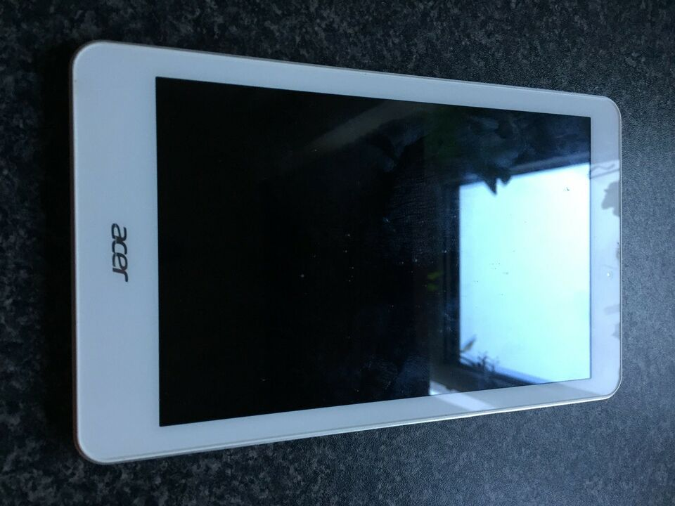 Acer, lconia W1-810, 7 tommer