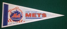 NEW YORK METS  VINTAGE STYLE MINI  PENNANT, NEW
