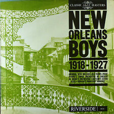 New Orleans Boys - 1918 - 1927 - LP - washed - cleaned - L1905