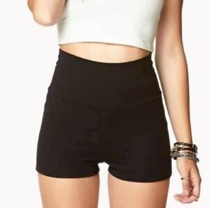 Dreamgirl HIGH WAIST STRETCH KNIT SHORTS Black Hi-Waist Short S/M lb NEW See more like this. Womens Pants Denim High Waist Skinny Stretch Knee Length Summer Casual Trousers. New (Other) Women Punk High Waist Stretch Shorts Club Party Sexy Pants Rockabilly Steampunk. Brand New. $ Buy It Now. Free Shipping.