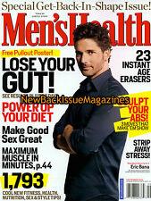 Men's Health 9/09,Eric Bana,September 2009,NEW