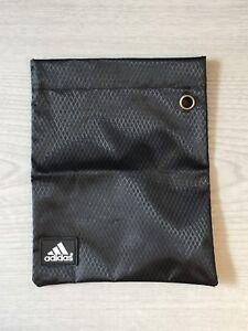 New-ADIDAS-Sennhiser-Earphone-Headphones-Soft-Carry-Case-Bag-Skin-Cover-Black