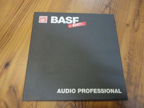 1xOriginal Basf DP26 Tonband 732m Doppelspielband auf 18cm Spule NOS//OVP