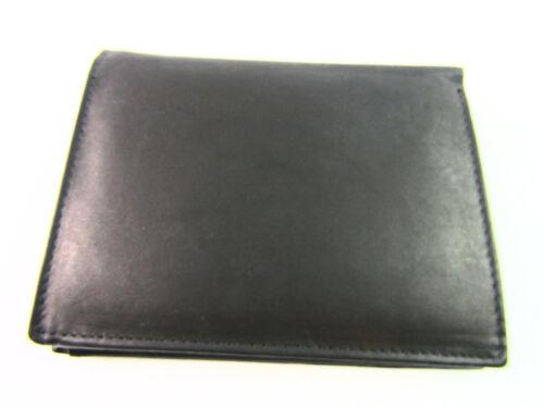 Unisexe Premium Super Doux Véritable Cuir Porte Carte de Crédit Porte-Monnaie Id