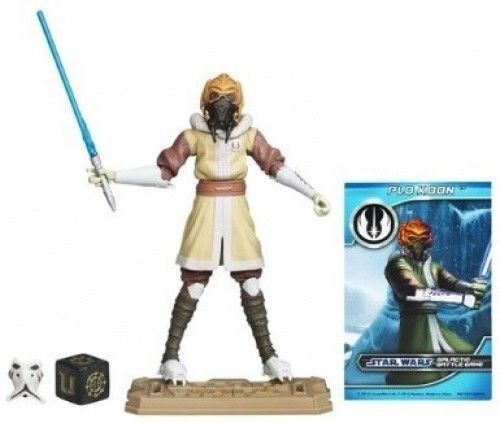 Star Wars 2011 The The The Clone Wars PLO KOON CW6 Jedi Hasbro Figure NEW 6951f0