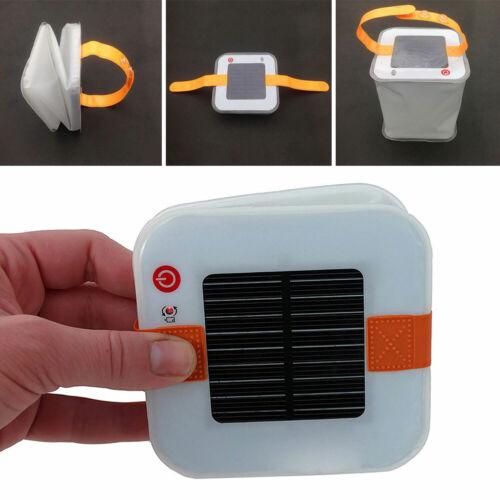 LuminAID Packlite Inflatable Solar Lantern Folding Camping Light Stock UK