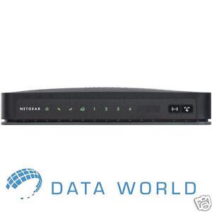 NEW Netgear CG3000D WiFi Gateway Modem Router Combo ...