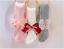 miniatuur 4 - Baby Girls Kids Lace Tutu Flower Bows Elsa Party Costume Tights Newborn Toddler
