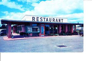 Image Is Loading Yulee Fl Winnie Vee Restaurant 1950s