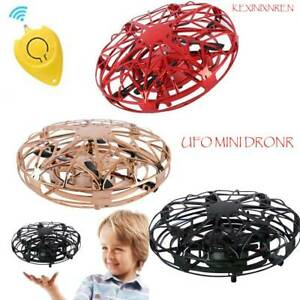 Kids-Mini-UFO-Drone-RC-Infrared-Sensor-Induction-Aircraft-Quadcopter-Flying-Toys