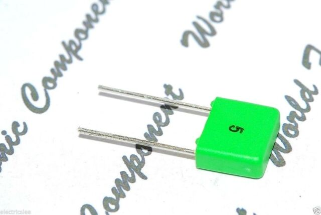 25 pcs WIMA FKP2D002201D00KS FKP2 220pF 100V 10/% 5MM foil film capacitor ROHS