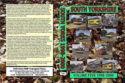 2762. Sth Yorkshire Archive Volume 5. UK. Buses. This one covers the period 1998