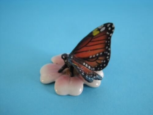 """NEW LITTLE CRITTERZ INSECT /""""MILKWEED/'/' MONARCH BUTTERFLY FIGURINE *Mint*"""
