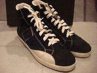 Cult Men's Rockstar Mid 274 Vintage Suede Black Shoes Size 12 - Brand