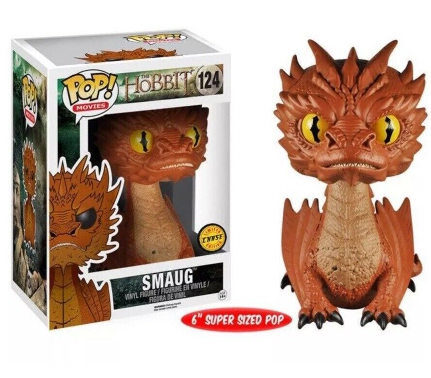 Funko Pop The  Hobbit Smaug Chase Edition  le prix le plus bas