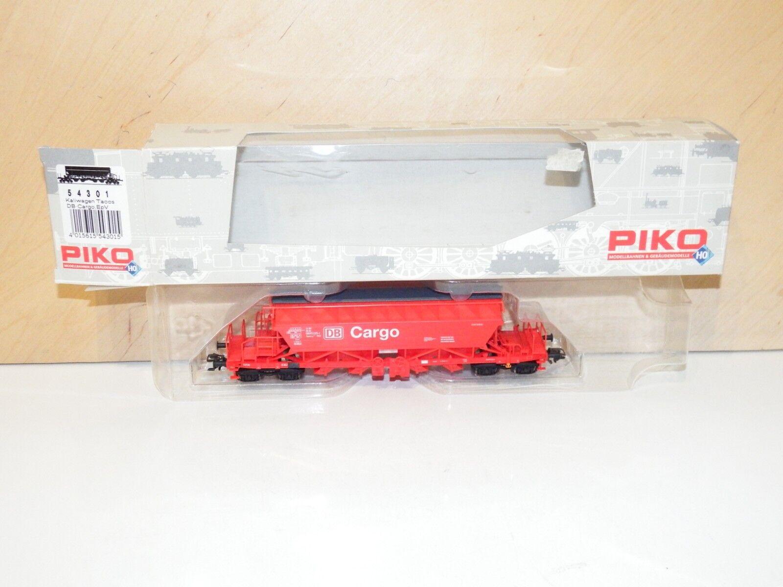 H0 Piko 54301 Kali Car taoos Freight Wagon DB Cargo NEM MINT BOXED 4983