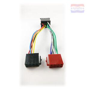 BMW-DIN-ISO-Auto-Radio-Adapter-Kabel-Stecker-3er-5er-Z3-E34-E36-E46-E39