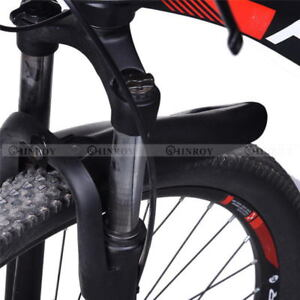 Cycle-Bicycle-Tire-Mudguards-Front-Rear-Fender-Wings-Set-For-Mountain-Bike