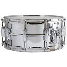 Ludwig FREE UK & EU SHIPPING 6.5 Supra Phonic Aluminium LM402 Snare Drum