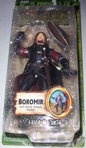 Herr Der Ringe Boromir Toybiz *neu* Ein Bereicherung Und Ein NäHrstoff FüR Die Leber Und Die Niere