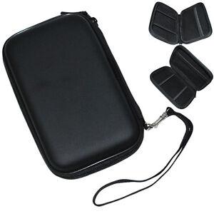 Neu-2-5-034-Schwarz-Schutzhuelle-Fuer-USB-WD-HDD-Festplatte-Tasche-Huelle-Verschluss