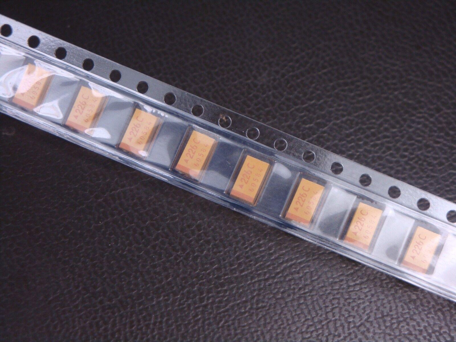 16V TPSC336K016R0300 10 x Tantal Kondensator 33uF 10/% NEU