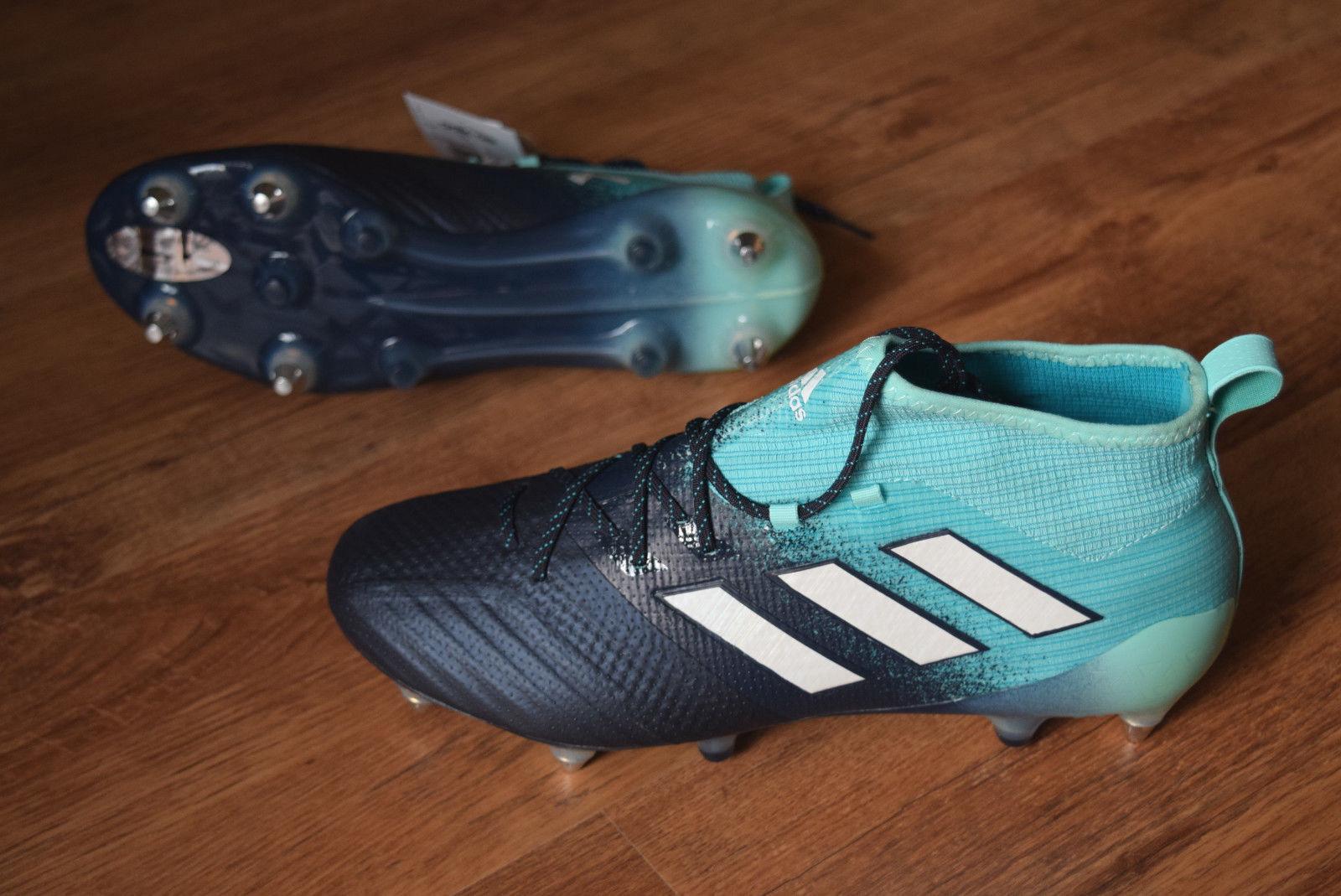 Adidas ace 17.1 sg 40 41 42 42,5 43 s77050 soft ground football bottes