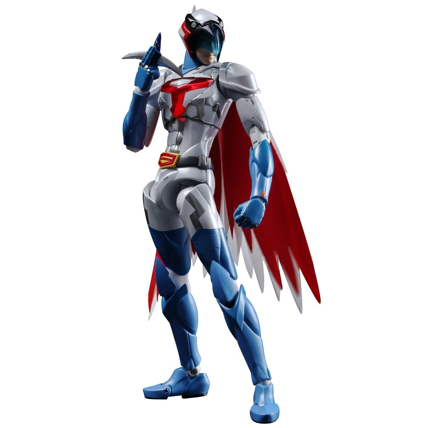Sentinel Infini-T Force Gatchaman Fighter Gear Ver. Action Figure