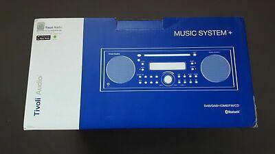 Music System+ Tivoli Audio Black//Silver MSYPBLK EU Version