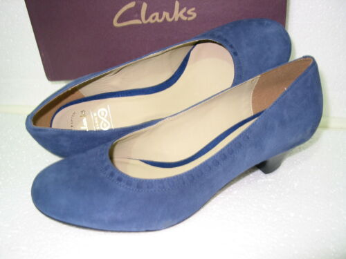 New Clarks Alegra ACE Hand Crafted Cour Chaussures Taille 7.5