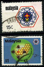 Malaysia 1978 SG#177-8 Scout Jamboree Used Set #D46676