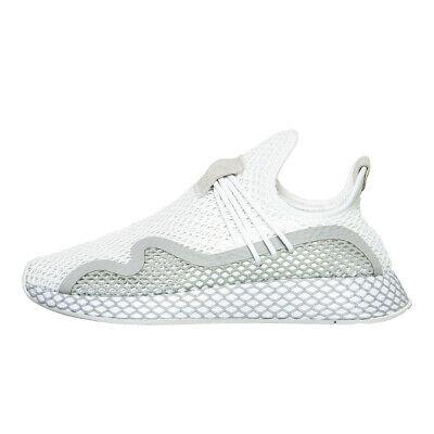 Systematisch Adidas Core Black Sneaker Db2684 HüBsch Und Bunt Deerupt S Footwear White Grey Two