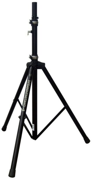 Ultimate Support Ts 110b Air Powered Extra Tall Dj Black