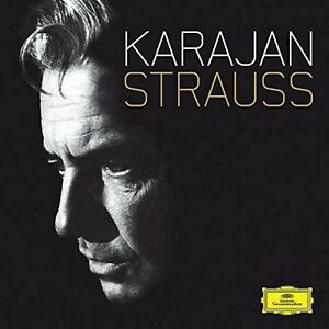 Herbert-von-Karajan-Strauss-New-CD-Ltd-Ed-With-Blu-Ray-Audio-Boxed-Set