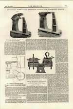 1895 tweddell combinazione avvincente MACCHINA PER CALDAIE LOCOMOTIVE