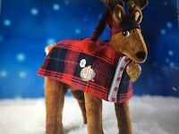 The Elf On The Shelf Claus Couture Collection Elf Pets Reindeer Pajamas Set