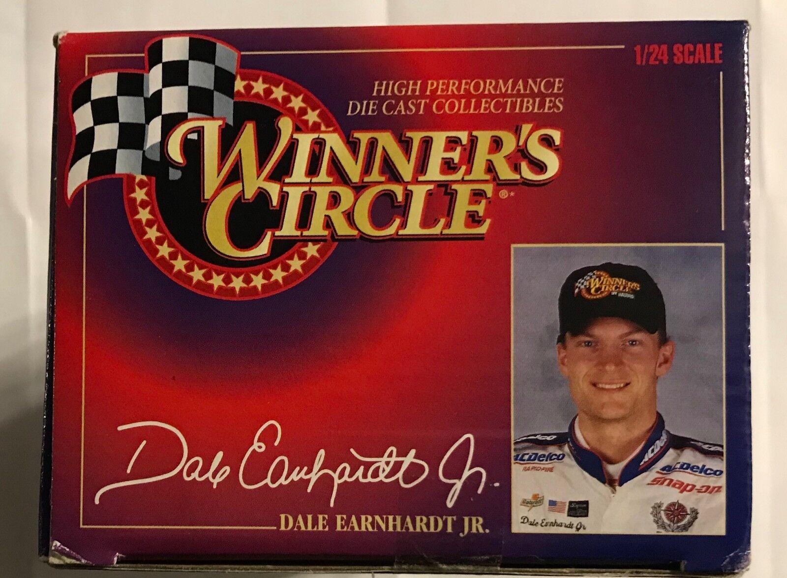 1998 WINNER'S CIRCLE   3 DALE EARNHARDT,JR. - ACDelco - 1 24TH     3088