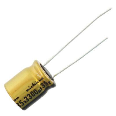 470uF Nichicon UFW FW Audio Electrolytic Capacitors