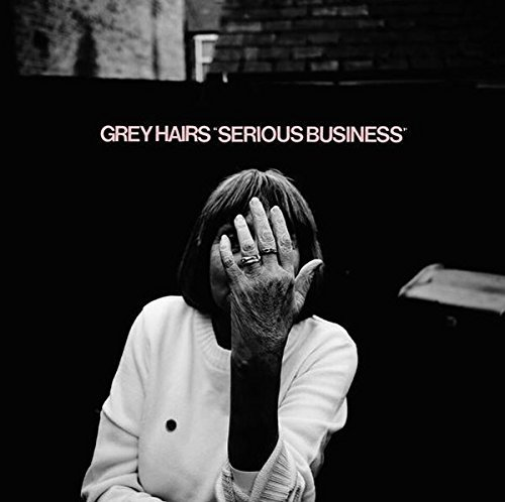 GREY HAIRS-SERIOUS BUSINESS CD NEUF