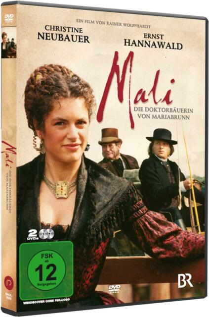 Mali - Die Doktorbäuerin von Mariabrunn  [2 DVDs] Christine Neubauer